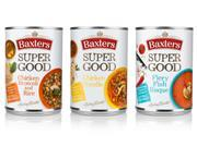 Baxters Super Good soups