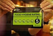 food safety rating