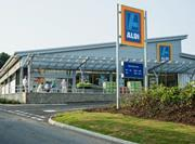 Aldi becomes the UK's fifth largest grocer