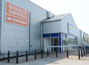 Booker-Makro depot in Sheffield