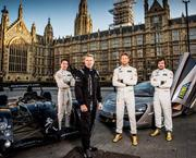 F1 drivers involved in Diageo campaign