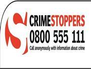 Call Crimestoppers anonymously