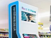 Rent it Here DVD kiosk