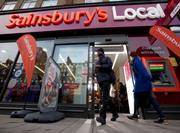 Sainsbury's like for like sales continue to slip