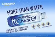 Lucozade Fitwater New Year Campaign