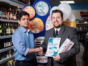 EuroMillions £20000 Retailer Incentive Winner
