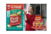Mug Shot Free Cash Promotion