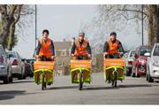 Sainsbury's Electric Cargo Bikes