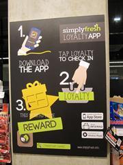 Simply Fresh app