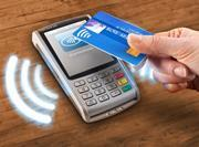 Contactless card payment grows by 33.5% in a year