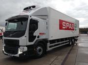 James Hall lorry