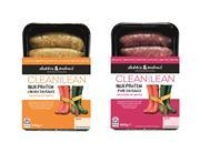 Clean and Lean sausages