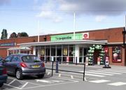 Central England co-op store