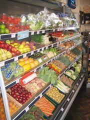 Spar Bruton fresh produce