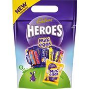 Cadbury Heroes Easter Pouch