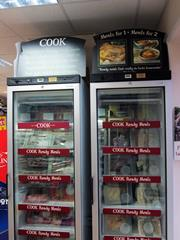 Cook ready meals