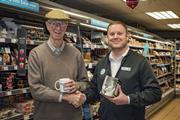 Northumberland Tea Co-op Contract with Jack Charlton OBE
