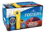 Foster's summer campaign