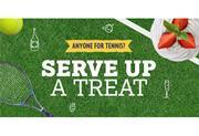 Nisa Wimbledon Campaign