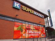 k supermarket Finland