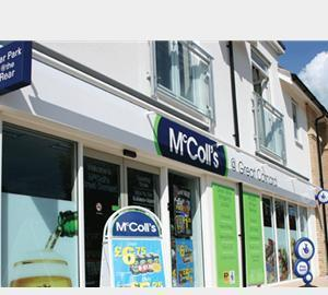 McColl's announce like-for-like sales fall