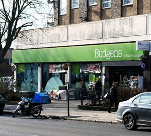 Budgens of East Finchley