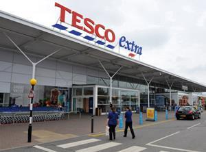 Tesco announces Q1 results for the year