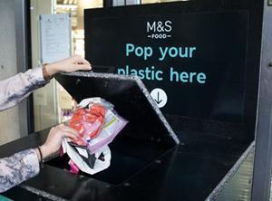 Marks & Spencer Plastic
