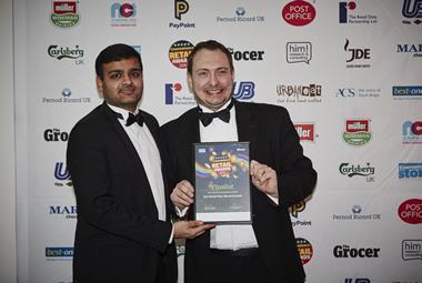 Minkit Patel and Steve Browne