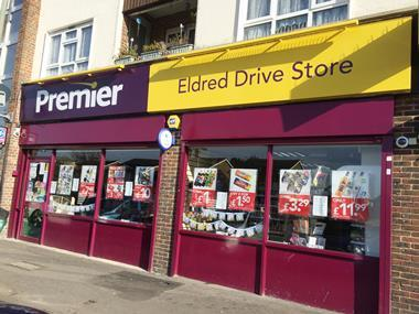 Eldred Drive Stores