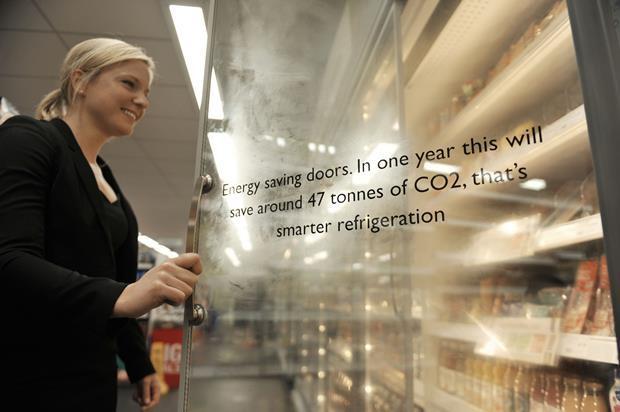 Energy saving fridges