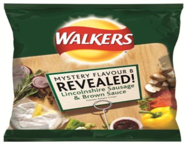 Walkers mystery B