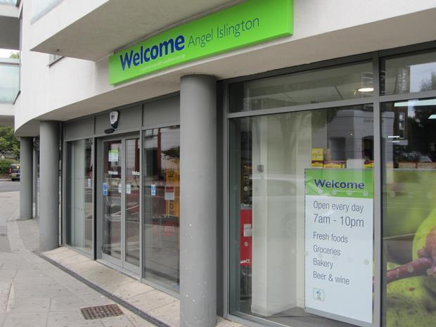 Welcome Co-op Islington