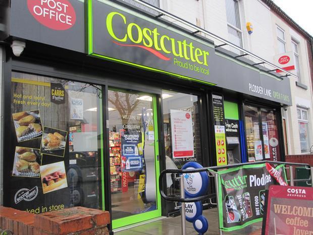 Costcutter Plodder Lane